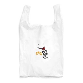 ピースサイン Reusable Bag