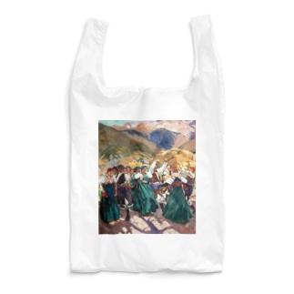 ホアキン・ソローリャ 《アラゴンのホタ》 Reusable Bag