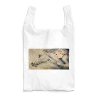 ルイ・イカール 《サラブレット》 Reusable Bag