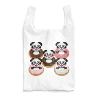 ドーナツパンダ☆ Reusable Bag