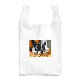 ブルドッグ Reusable Bag
