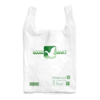 GOOSE MART(改良版) Reusable Bag