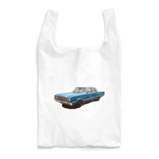 アメリカン車 Reusable Bag