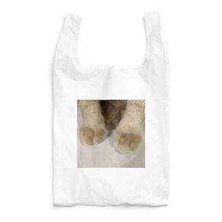 とら吉のくりーむパン🍞(猫の足) Reusable Bag