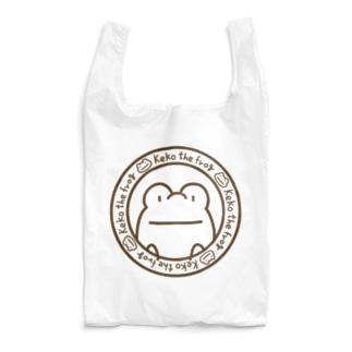 よすの【けこがえる】けこばっぐ ちゃ Reusable Bag