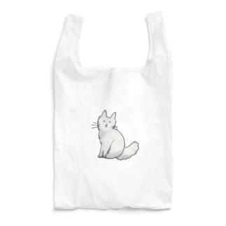 TURKISH ANGORA ターキッシュアンゴラ 猫 Reusable Bag