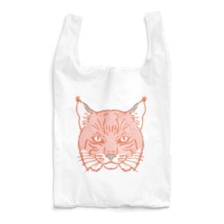 ヤマネコのかお Reusable Bag