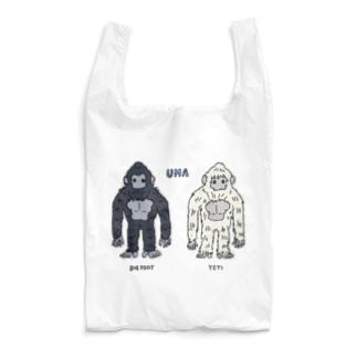 UMA ビッグフット&イエティ Reusable Bag