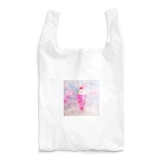 ゆめこわピンクドリンク Reusable Bag