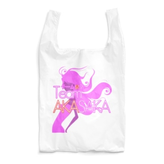 TeamAKASAKA エコバッグ Reusable Bag