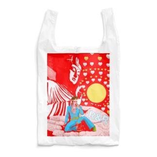 ロックな悟空。 Reusable Bag