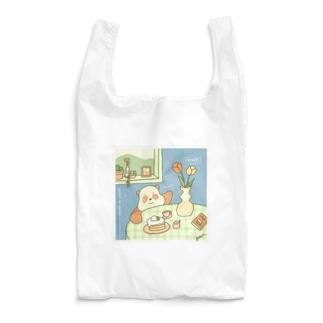 パンダのおやつタイム Reusable Bag
