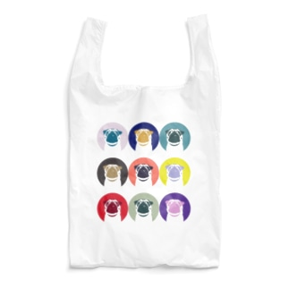 ウマウマカモンヌ Reusable Bag