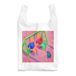 マサのブランコ Reusable Bag