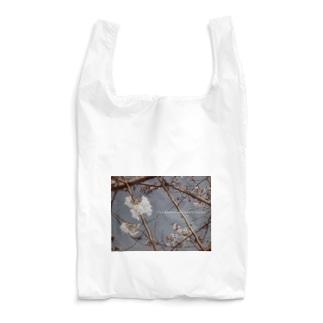 桜 : いつか君に会いたい。 Reusable Bag