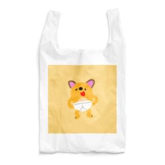 えっへん!おぱんちゅきつね Reusable Bag