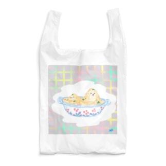 喫茶ミミのマルチーズたっぷりグラタン Reusable Bag