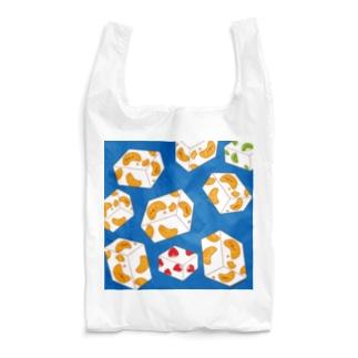 みかん入り牛乳寒天 Reusable Bag