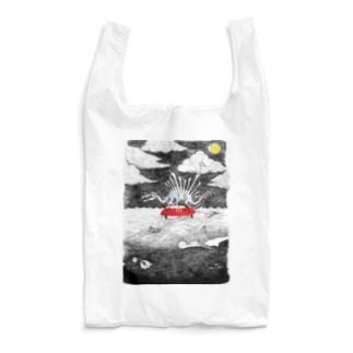 大海原の絵 Reusable Bag