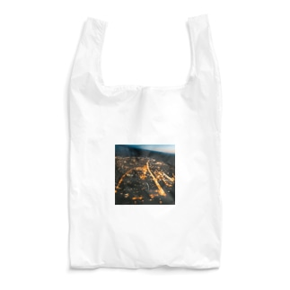 """NYを臨む"" Reusable Bag"