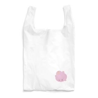 バード(ベビーピンク) Reusable Bag
