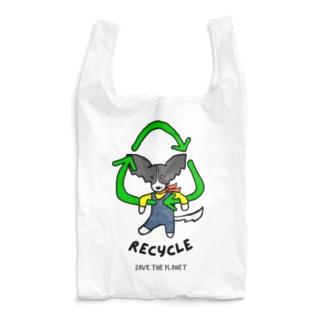 リサイクルUNA Reusable Bag