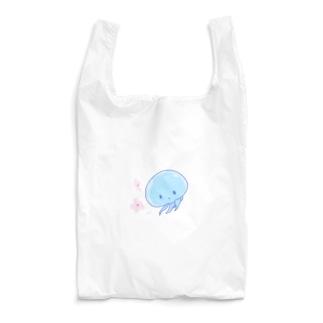 さくらとミズクラゲ Reusable Bag