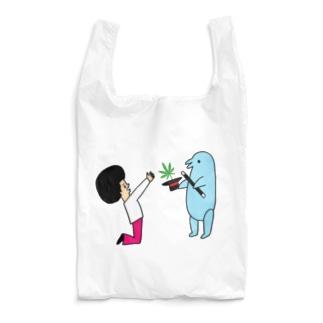 花くまゆうさくの手品A Reusable Bag