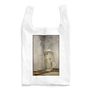 ジョン・シンガー・サージェント《アンバーグリスの煙》1880年 Reusable Bag