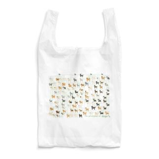 犬の系統図 Reusable Bag