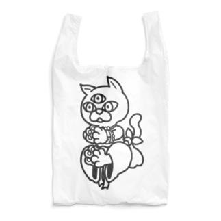 みつめねこ Reusable Bag