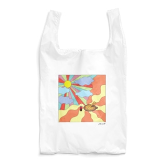 pizza party day Reusable Bag