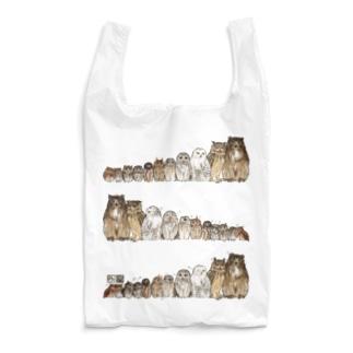 せのじゅんフクロウ Reusable Bag