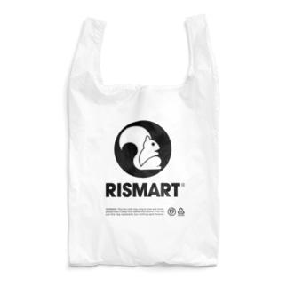 RIS MART Black Reusable Bag