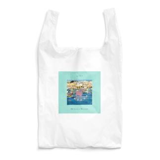 The Scenery of Marsaxlokk Reusable Bag