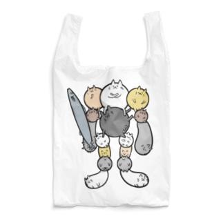 ねこのいちばんえらいやつ Reusable Bag