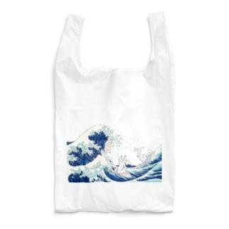 超獣★GIGA 神奈川沖浪裏 Reusable Bag
