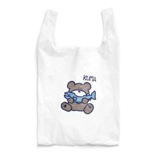 くま クマ Reusable Bag