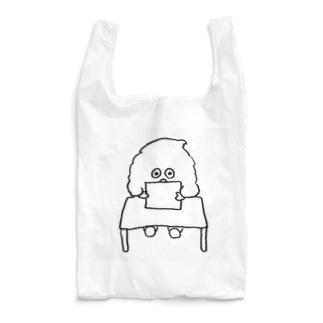 もふちゃん Reusable Bag