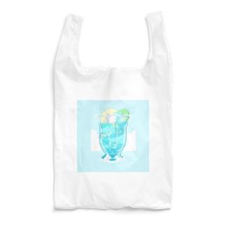 処暑のソーダ Reusable Bag