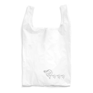みじんこぐんだん Reusable Bag