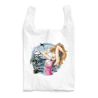 【ride on】ビーチガール Reusable Bag