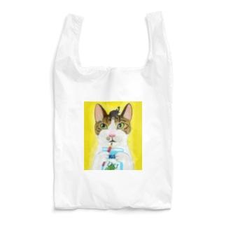のっぴきならない/保護猫レッティ Reusable Bag