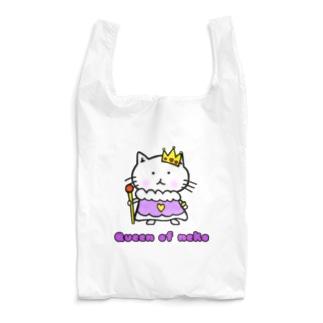 Queen of neko Reusable Bag