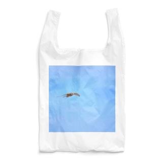 チョウゲンボウのごちそう Reusable Bag