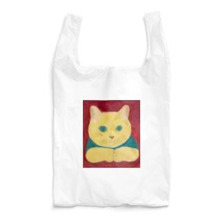 のっぴきならない/保護猫カール Reusable Bag
