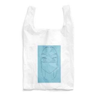 マスクガール Reusable Bag