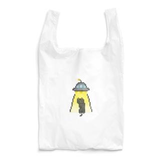 キャットルミューティレーション(8bit)ver.A Reusable Bag