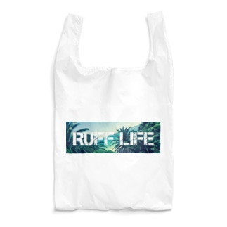 Ruff Life オリジナルフォト Reusable Bag