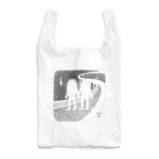 OBAKE highway Reusable Bag